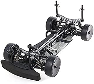 HobbyKing Blaze R2 1/10 Scale Touring Car with Unpainted Body Shell (Silver)
