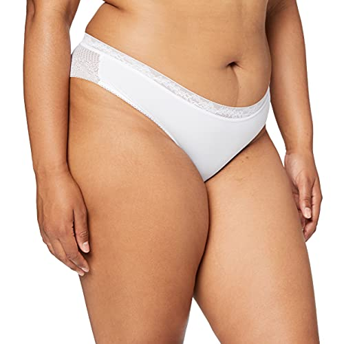 Lovable 9L05XI Invisible Exclusive, Bianco, 3/M Donna