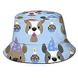 GMGMJ Sombrero de verano para fiesta de cumpleaños francesa, unisex, para viajes, sol, pescador
