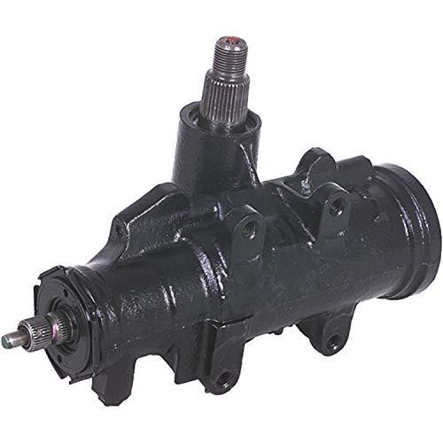 A1 Cardone 27-6537 Remanufactured Power Steering Gear, Black, Size:- Input Shaft Diameter (in): 0.80 ; Input Shaft Diameter (mm): 20.32 ; Output Shaft Diameter (in): 1.25 ; Output Shaft Diameter (mm): 31.75