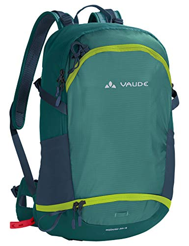VAUDE Wizard 30+4 Rucksack, 50 cm, 34 L, Nickel Green