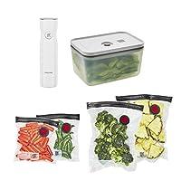 ZWILLING Fresh & Save プラスチック真空スターター6点セット