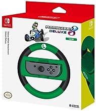 Hori Mario Kart 8 Deluxe - Luigi Racing Wheel - Controller forNintendo Switch