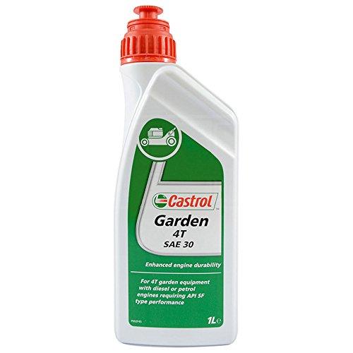 Castrol 1847003 Motoröl 15791F Garden 4T 1-Liter, Brown