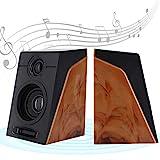 Altavoces para computadora, Subwoofer para computadora de 3 pulgadas Impactante Bajo pesado Sin pérdida de sonido HiFi Música Cancelación de ruido para salida de audio de TV/Computadora/Tablet PC
