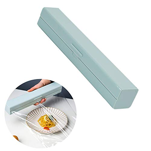 YFFS Cling Film Wrap Dispenser Cutter Cortadores De Película Conservante Cling Film...