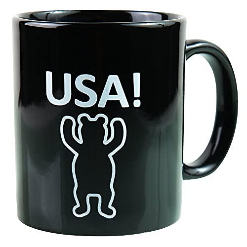 N\A 2da Enmienda Derecho a portar Armas Taza de café 11oz - '¡EE. UU.!