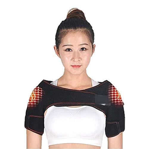 Miwaimao Manta de calefacción eléctrica de protección de hombro caliente Inflamación de...