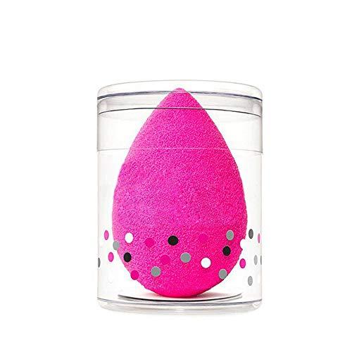 1pc Maquillage Éponge Egg cosmétiques Fondation Correcteur BB crème en poudre Les femmes font Blending Blender éponge outils Accessoires,red