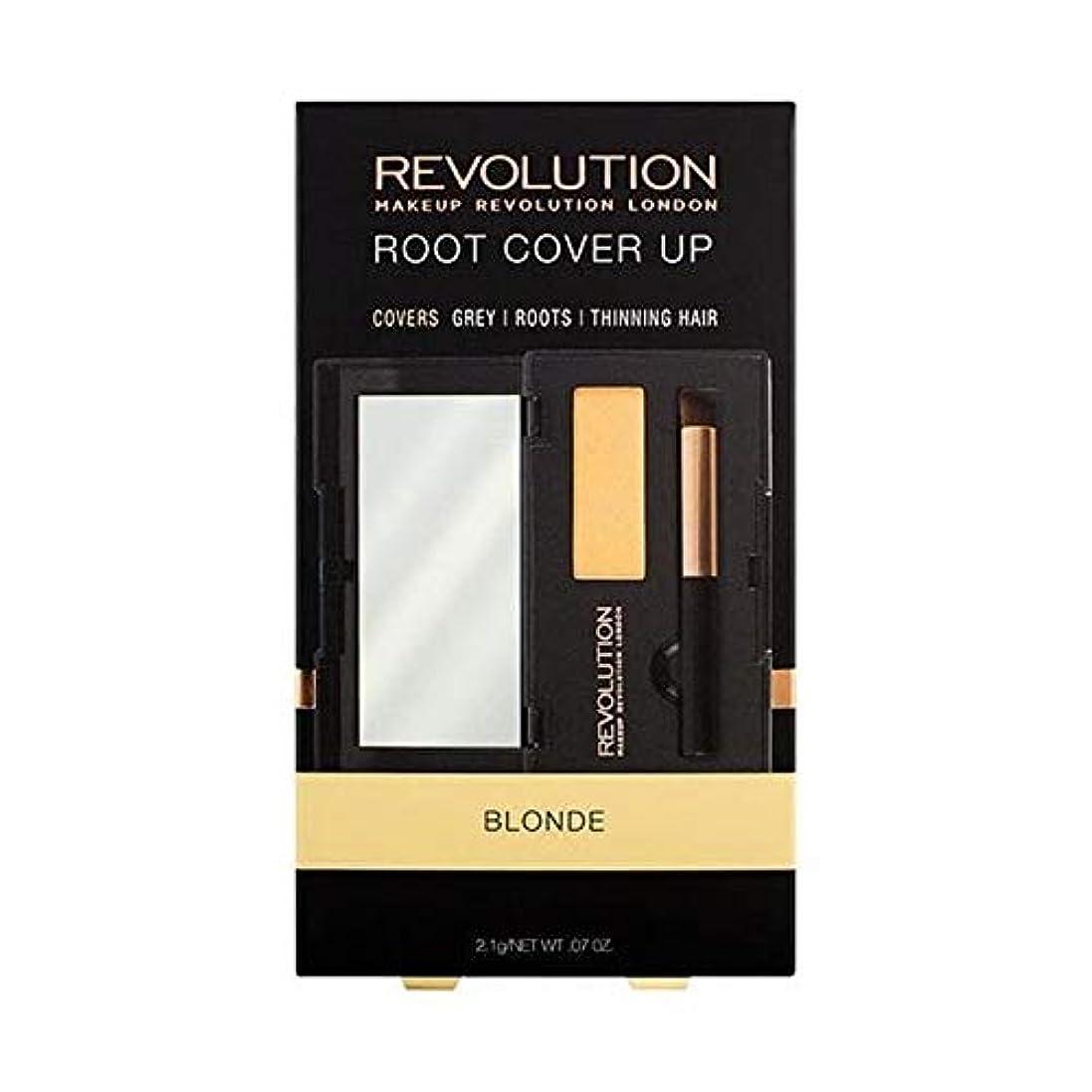 すり失われたファンド[Hair Revolution ] ヘア革命ルートは金髪をカバー - Hair Revolution Root Cover Up Blonde [並行輸入品]