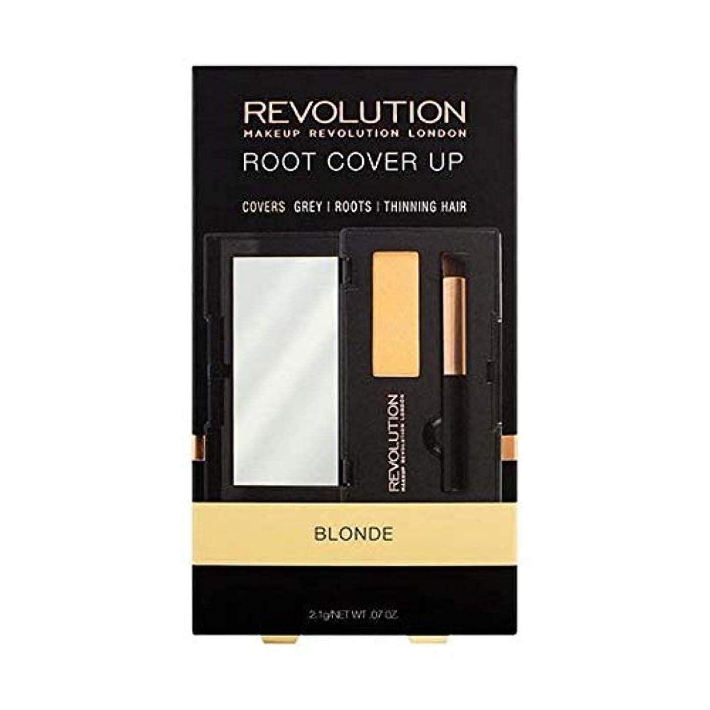 メールを書く保証地域[Hair Revolution ] ヘア革命ルートは金髪をカバー - Hair Revolution Root Cover Up Blonde [並行輸入品]