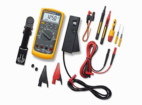 Fluke 88 V/A KIT- Best Fluke Multimeter for Electronics