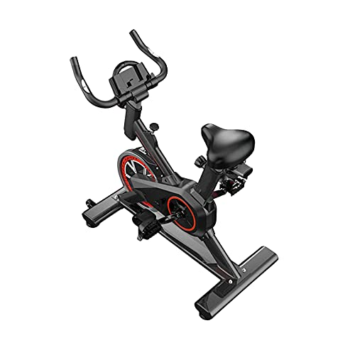 N&W Spinning Bicycle Home Fitness Equipment Indoor Fitness Ultra-Quiet Large Flywheel Belt Drive Sports Equipment