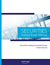 Securities Industry Essentials License Exam Manual, 1st Edition (Revised)