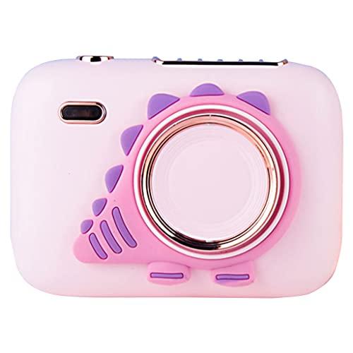 ColourQ - Ventilador de refrigeración personal con batería recargable USB para niños y niñas, para viajes, oficina, hogar