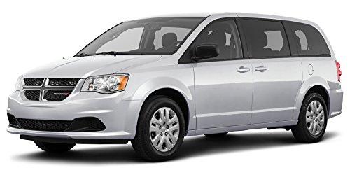 2018 Dodge Grand Caravan SE, Wagon, White Knuckle Clearcoat