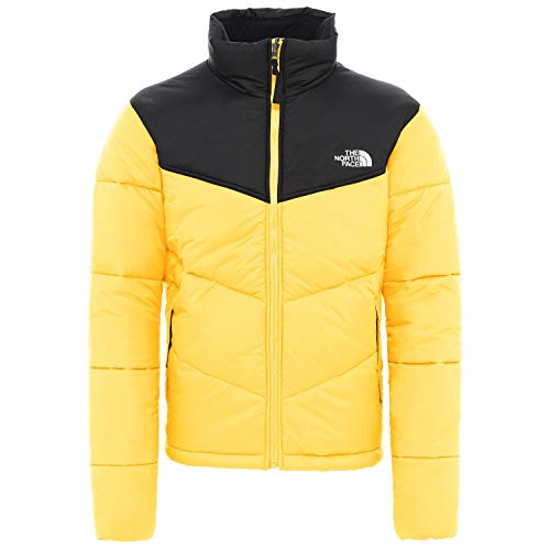 The North Face Chaqueta sintética Hombres tnf amarillo 2019 chaqueta de invierno