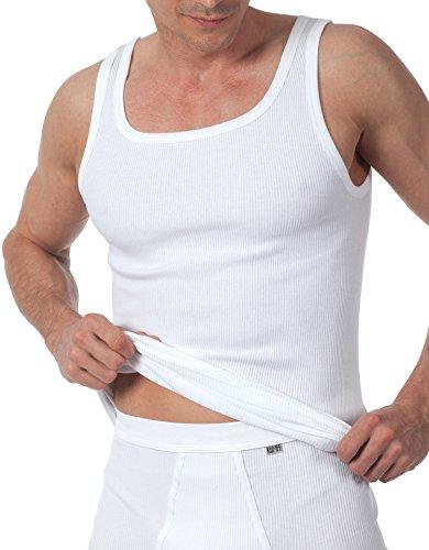 Kumpf 3X Herren Unterhemd Doppelripp 250011