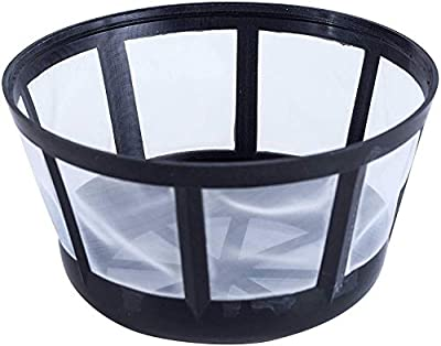 Fill & Brew Reusable Coffee Filter Basket for Most Mr. Coffee, Black & Decker, Regal a&d Procter Silex Coffee Makers