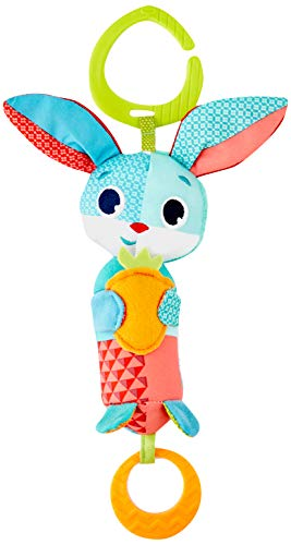 Tiny Love Meadow Days Wind Chime Stroller Toys, Thomas Rabbit