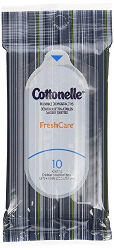 Cottonelle Fresh Care Flushable ...