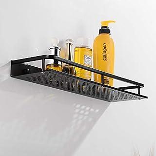 Etagère de salle de bain Organisateur d'angle Etagères de salle de bain en aluminium Etagère de rangement pour la douche P...