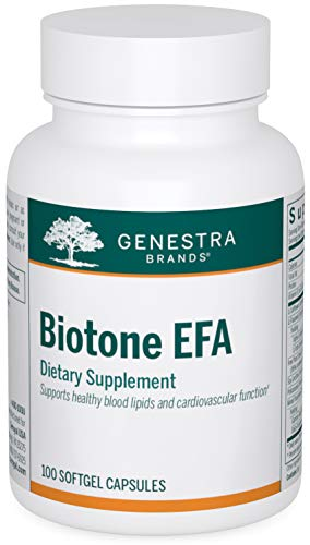 Genestra Brands - Biotone EFA - Essential Fatty Acid Supplement - 100...