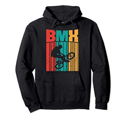 BMX Vintage Bike Radrennen BMX Liebhaber I Cooles BMX Pullover Hoodie