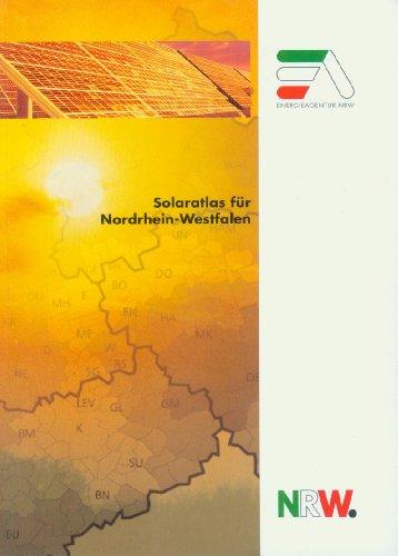 Solaratlas für Nordrhein-Westfalen