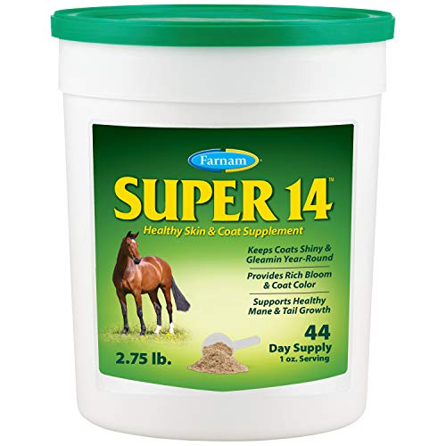 Top 10 best selling list for coat supplements for horses and dogs