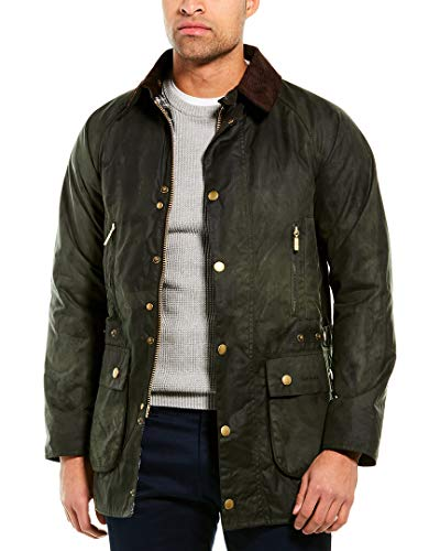 Barbour M Icons Beaufort Mens Jacket Sage L
