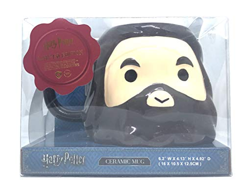 Primark Taza Cara Hagrid Relieve 3D