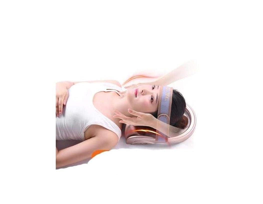 ペチュランス影眠る頚椎マッサージャーエアインフレーション頚椎マッサージャーネック脊椎マッサージ