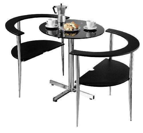 Premier Housewares Esstisch-  Stuhl-Set Bild 2*