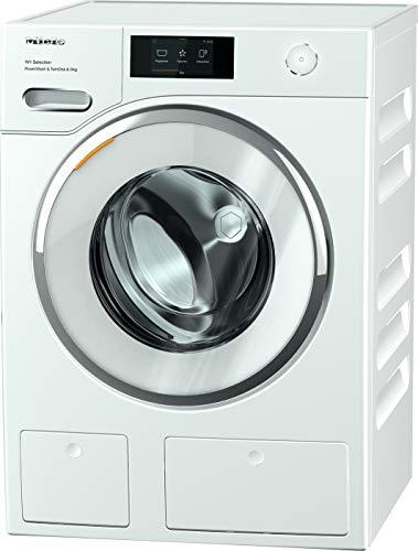 Miele WSR 863 WPS 9kg Waschmaschine mit Schontrommel, Autom. Waschmitteldosierung, PowerWash, Vernetzung, Touchdisplay, 1600 U/min & Addload
