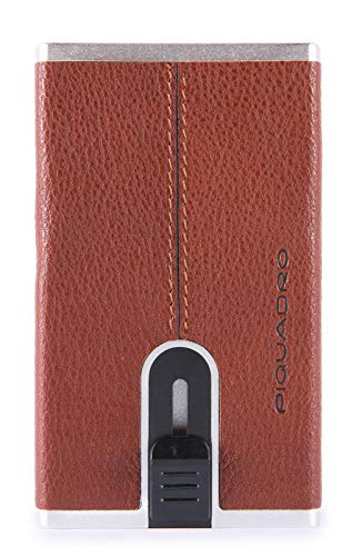 Piquadro - Compact wallet cuoio PP4891B3R