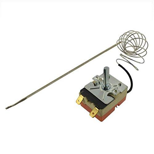 spares2go Universal Ofen Herd Thermostat Einheit mit langem capliiary (50–250Grad C)
