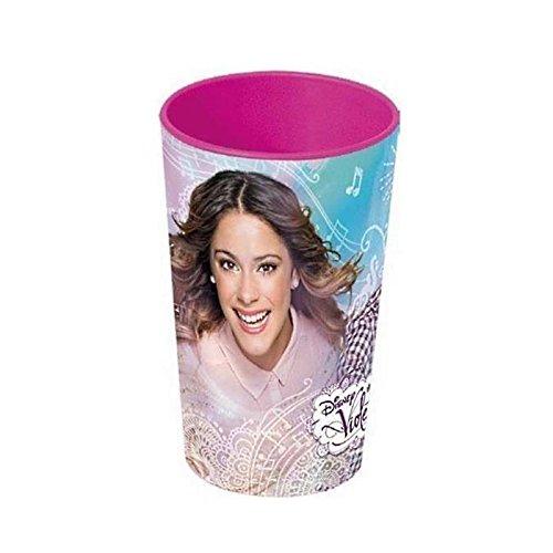 Disney Violetta - Vaso de cristal