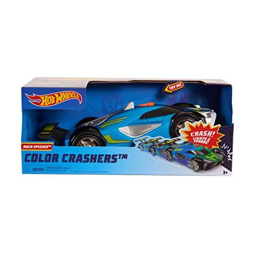 Hot Wheels Race N Crash Mach Speeder Now $8.70 (Was $14.99)