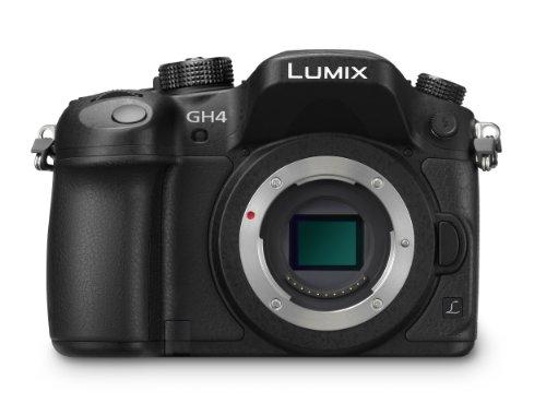 Panasonic Lumix GH4 - Cámara compacta de 17.2 MP (Pantalla 3
