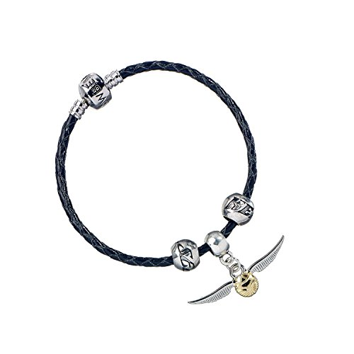 Pulsera cuero Quidditch Set Harry Potter