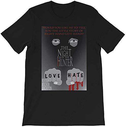 Pzrruot Geisterhaus Vintage Liberty Square Werbung New Orleans Mardi Gras Geschenk Männer Frauen Mädchen Unisex T-Shirt Gr. S, Schwarz