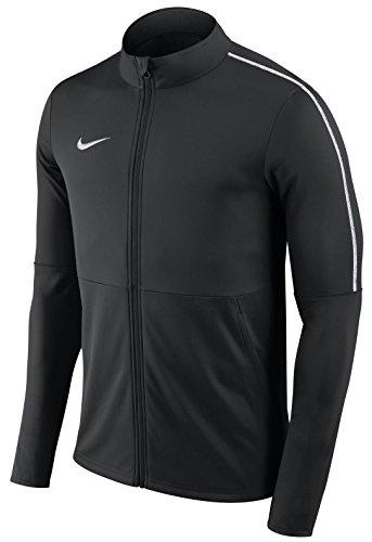 Nike Dry Park 18 Training, Giacca Uomo, Black White, L
