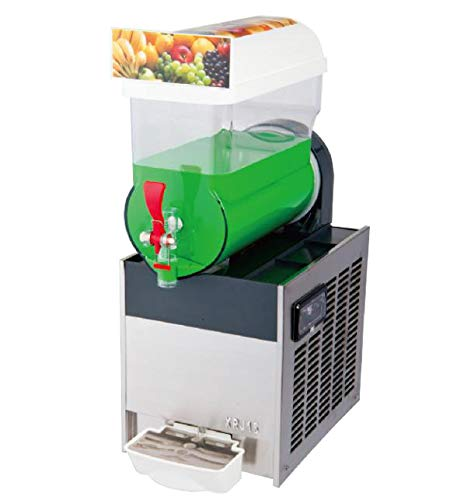 Kolice 1x15L tank Gewerbe Slushie-Maschine,gefrorene Slush-Maschine,Sommergetränk Maschine herstellen,eisbrei maschine,slush maschine,Slush-Eis-Maschine,Slush Eis Maker
