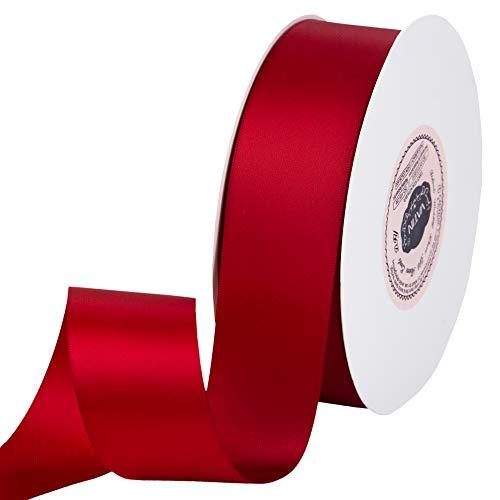 Red Satin Ribbon - 7