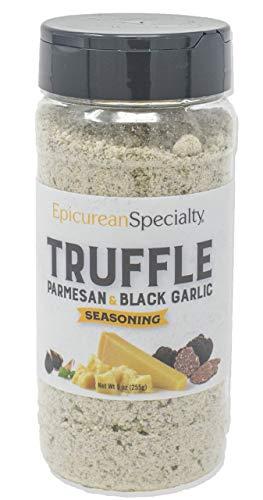 Epicurean Specialty Truffle Seasoning with Parmesan & Black Garlic