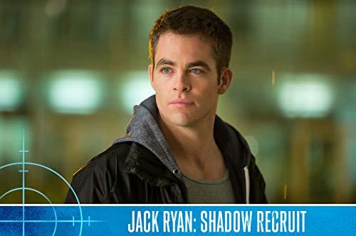Jack Ryan - Shadow Recruit (4K Ultra HD) (+ Blu-ray 2D)