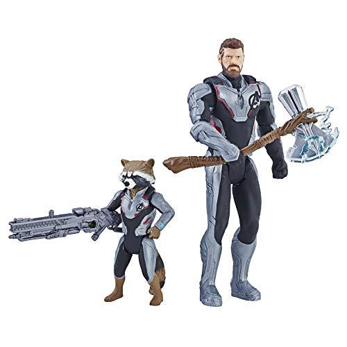 juguetes avengers endgame fabricante Marvel