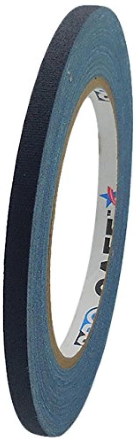 Pro Gaff Fluorescent Cloth Tape Blue 6mm x 25m