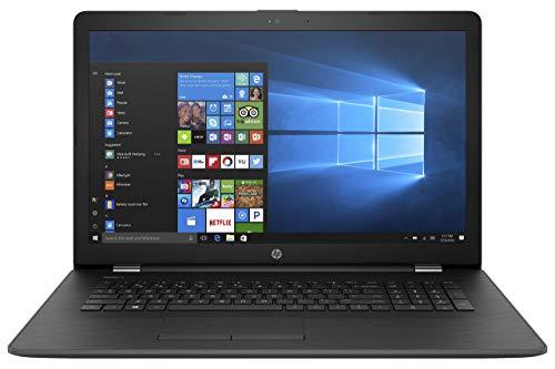 HP 17.3' HD+ Notebook, AMD Ryzen 5 3500U Processor, 8GB Memory, 2TB Hard Drive, DVD Drive, HD Webcam (Renewed)